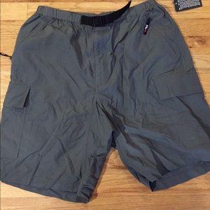 RLX Ralph Lauren hiking cargo shorts